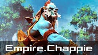 Empire.Chappie — Phantom Lancer, Safe Lane (Oct 19, 2018) | Dota 2 patch 7.19 gameplay