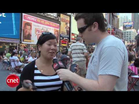 Video: Which cell phone carrier is the fastest in NYC? Testing cell phone data speeds