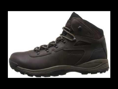 Columbia Men's Newton Ridge Plus Hiking Boot,Cordovan/Treasure,10.5 M US