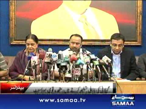 NEWS HEADLINE 08:00 PM. 19-06-2012 SAMAA TV