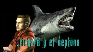 Resident Evil 1 Lore Guía, Chris ► La planta 42, Richard y Neptuno | 4 |