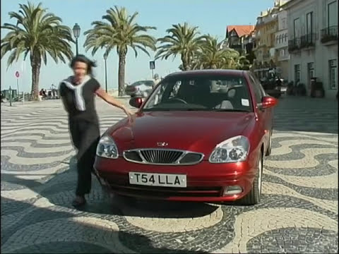 1999 Daewoo Nubira Review