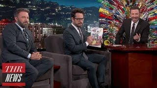 Ben Affleck, George Clooney and More Stars Join Jimmy Kimmel's 50th Birthday Episode | THR News