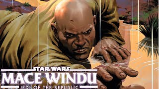 NEW Mace Windu Comic Confirmed! Canon - Star Wars Explained