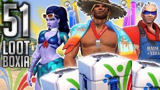Overwatch - Avataan 51 Summer Games 2017 Loot Boxia!
