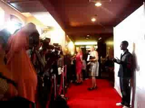 Kofi Siriboe Red Carpet Video