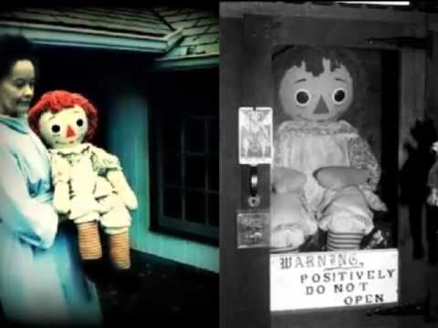 Annabelle, La Muñeca Poseída - Creepypasta (Español Latino)