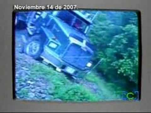 MORTAL ACCIDENTE DE CAMION - PUTUMAYO
