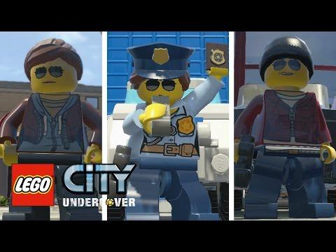 LEGO CITY: Undercover - Grace Makepiece Free Roam