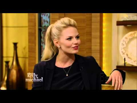 Live with Kelly & Michael - Jennifer Morrison