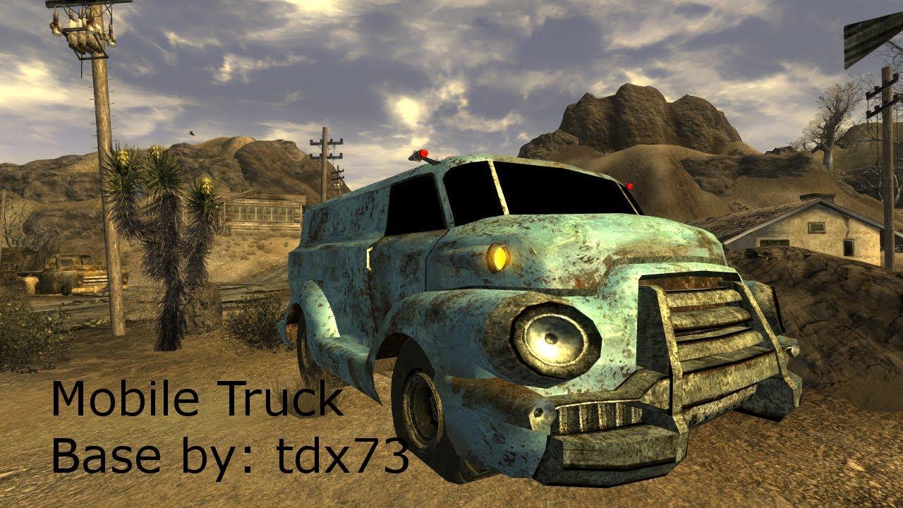 Fallout New Vegas Cars Fallout New Vegas Mobile