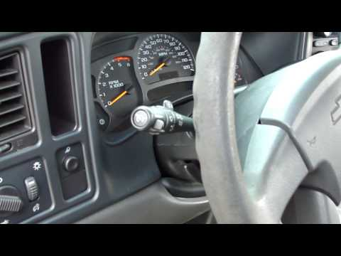 2003 Chevrolet Silverado 2500HD 4X4 Crew 8.1L Allison Transmission