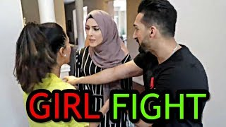 GIRL FIGHT PRANK