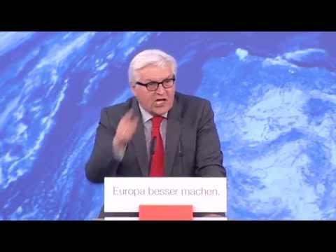 Hört zu! (Der Song zur Wutrede) - Frank-Walter Steinmeier feat. Der fast berühmte Lukas