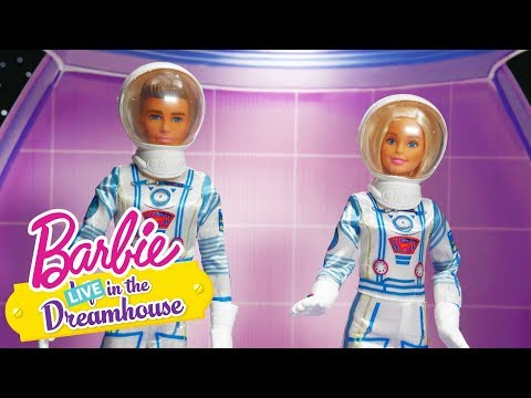 Mooning Over You | Barbie LIVE! In the Dreamhouse | Barbie