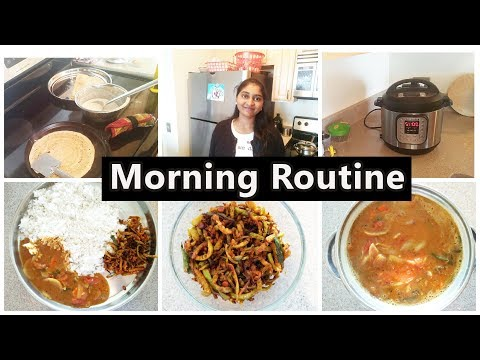DIML Morning Routine Vlog With Kitchen Tips | Instant  Pot Recipes In telugu | Telugu Vlogs