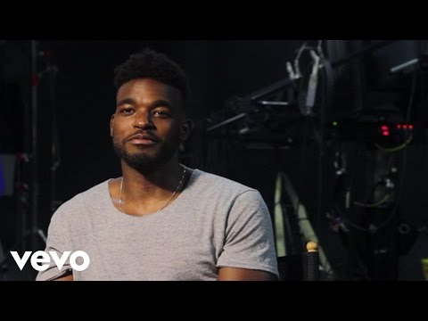 Behind the Scenes: Luke James feat. Rick Ross 'Options'