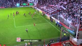 VIDEO: Žeby gól roku? Úžasné nůžky Javiera Velazqueza