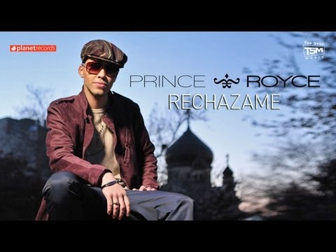 Prince Royce - Rechazame (official Web Clip) video