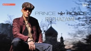 Watch Prince Royce Rechazame video
