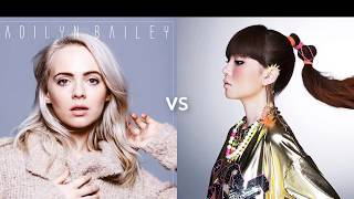 Download Lagu Who is she the best  ''JFlaMusic or Madilyn Bailey '' Gratis STAFABAND