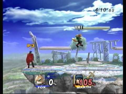 APEX 2012 - Karamity (Yoshi, Fox) vs Bladewise (Marth) Pools R1
