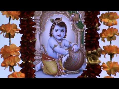 Maiya Mori Kasam Tori Main Nahin Makhan Khayo - Original Solo...