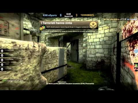 CS-GO With: Luke4316,SurrealPower,RandyRenna e zLeus