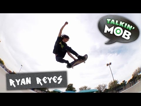 Ryan Reyes: Talkin' Graphic MOB Grip