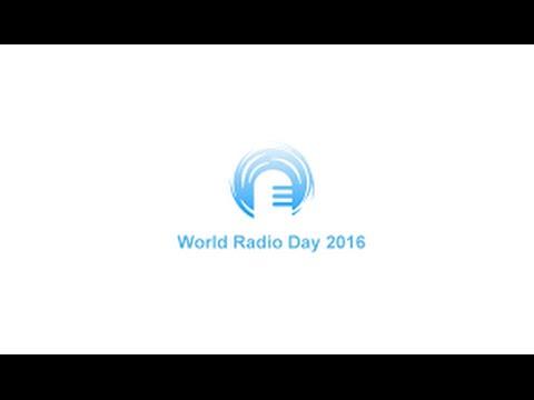 ZiFM Stereo WORLD RADIO DAY 2016 (Celebrity Takeover)