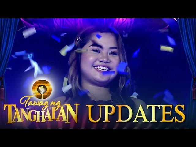 Jermaine April defends her title! | Tawag ng Tanghalan Update