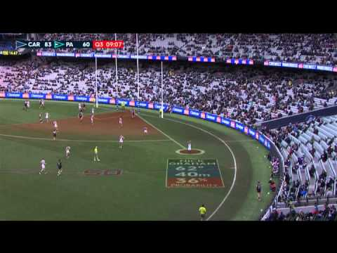 AFL Round 12  Carlton vs Port Adelaide Replay
