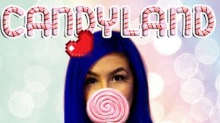 "Into Candyland Ep2 ""Rock Candy Caves"""