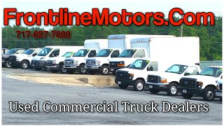 used service trucks for sale pa