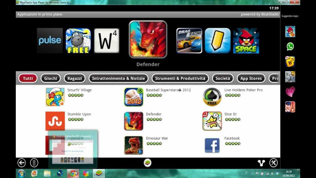 Wordpress Эмулятор Android