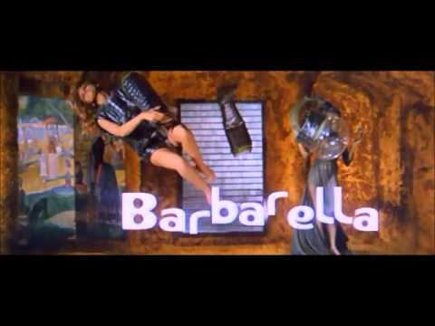 barbarella opening titles