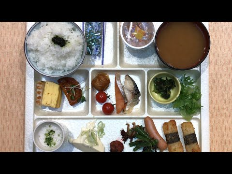 Download Lagu Japanese Breakfast Buffet   Can you eat this stuff? MP3 Free