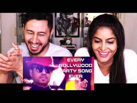 AIB EVERY BOLLYWOOD PARTY SONG feat IRRFAN | Reaction w/ Anisha!