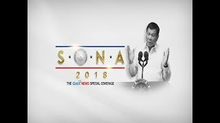 LIVESTREAM: SONA 2018 | President Rodrigo Duterte's 3rd State of the Nation Address #SONA2018