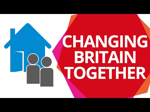 Changing Britain Together - As many homes as we need