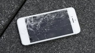 How To Fix a Broken iPhone Screen: 5 Ways To Remedy a Case Of The Drop