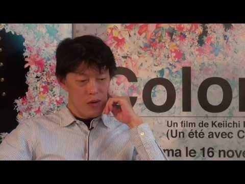 Colorful - Interview De Keiichi Hara [VOSTFR]