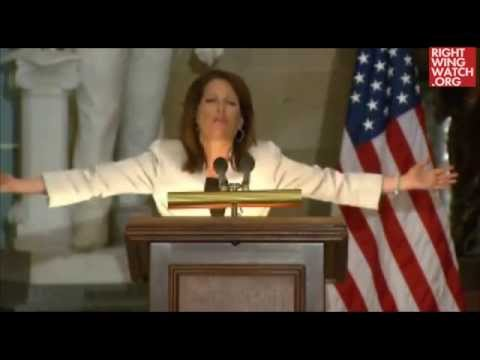 Michele Bachmann  9 11, Benghazi Were God's 'Judgment,' So We Must Hold Day Of Prayer On Sept 11
