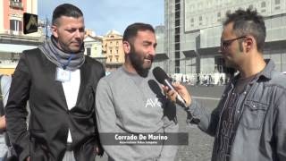 VIDEO - NAPOLI: PROTESTA FOTOGRAFI CONTRO ABUSIVI.