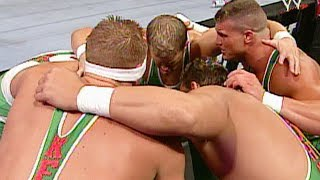 DX vs. Spirit Squad - Elimination Match: Saturday Night's Main Event, July 15, 2006 (WWE Network)
