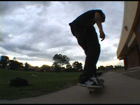 Skating with BoardPusher team rider Levi Huffman