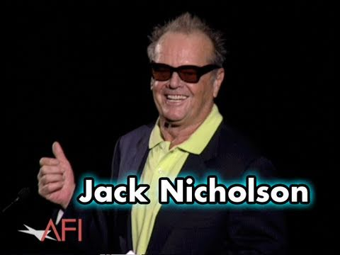 Jack Nicholson on ONE FLEW OVER THE CUCKOO S NEST