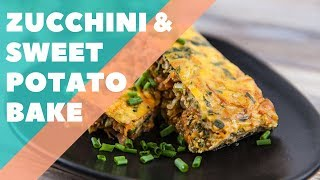 Zucchini and Sweet Potato Bake | Good Chef Bad Chef S10 E55