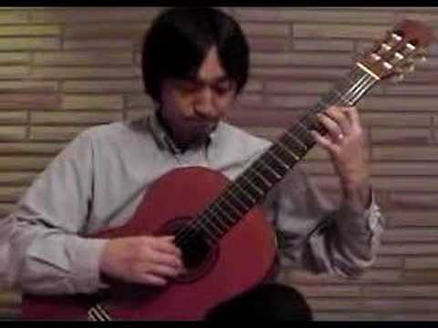 Tango by Francisco Tárrega
