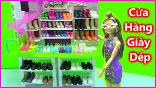 Đồ Chơi Trẻ Em - Hướng Dẫn Làm Shop Bán Giày Dép Cho Búp Bê Barbie - chibido.vn